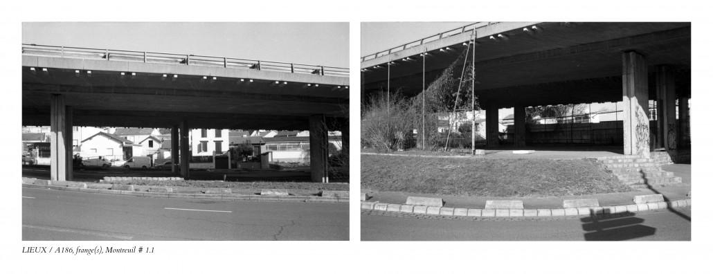 LIEUX A186, frange(s), Montreuil 1 1