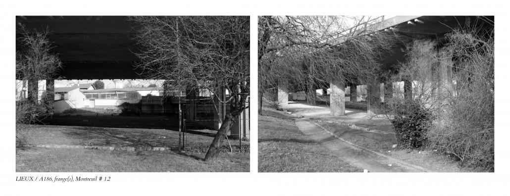 LIEUX A186, frange(s), Montreuil 1 2