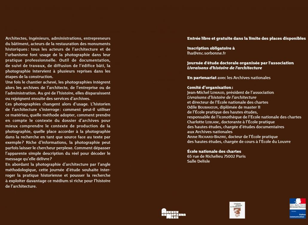 Programme JE LHA 02